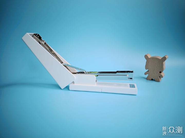 #双十一#MIJOY 订书机,实用和美学两全_新浪众测