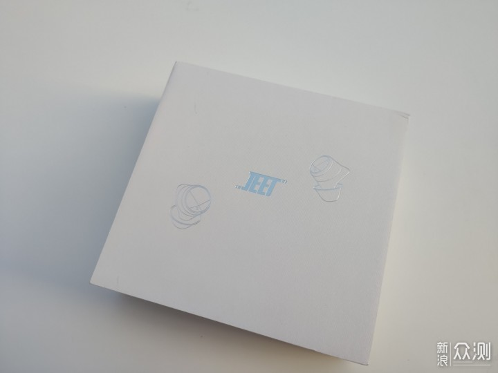 真无线耳机小鲜肉,JEET Air Plus白色款体验_新浪众测