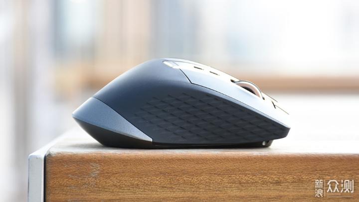 无线充,更Pro丨雷柏MT750 Pro无线鼠标体验_新浪众测