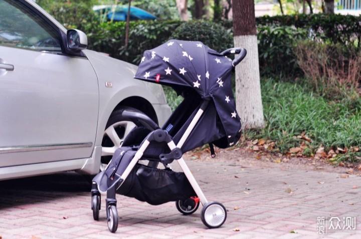 给娃换一台新座驾,QBORN秒秒收童车使用体验_新浪众测