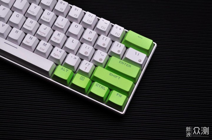 键盘控的第一把61键配列,黑爵610T机械键盘_新浪众测