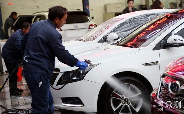 说说冬天洗车的注意事项_新浪众测