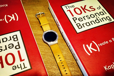漂亮又实用的智能手表——土曼T-Ripple