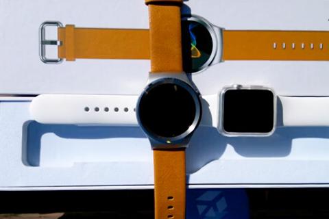 拼颜值的时代,土曼T-Ripple智能手表你赢了!