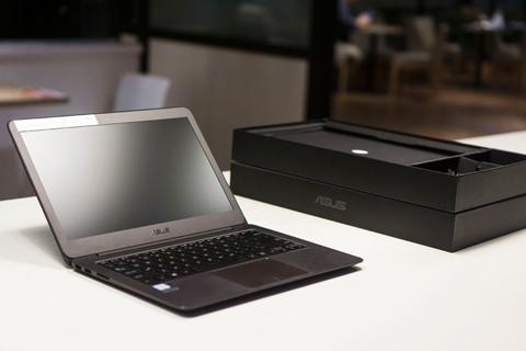 看着显瘦  脱衣有肉——华硕ZenBook U305UA体验