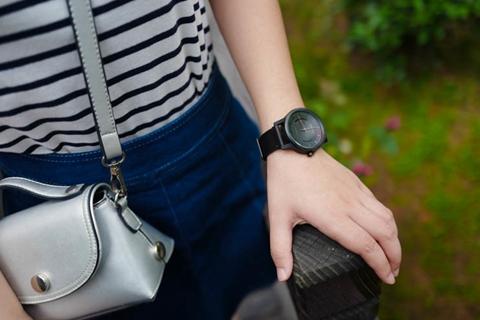 重新定义传统手表——Garmin vívomove体验