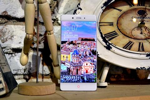 美的不只有外表,努比亚Z11无边框手机体验