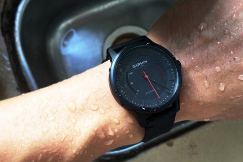 秀外但不够慧中——佳明vivomove智能手表