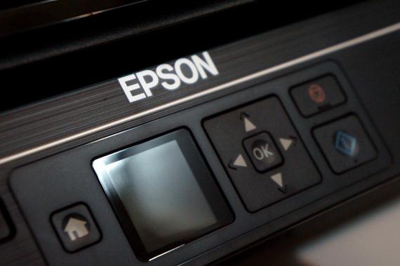 无线、远程、邮件……怎么玩转爱普生L455一体机