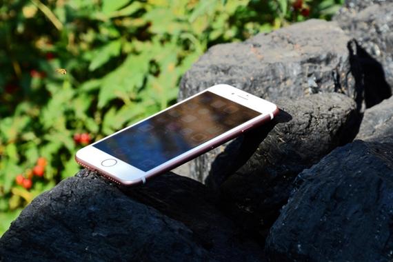 一个安卓原住民的iPhone7初体验