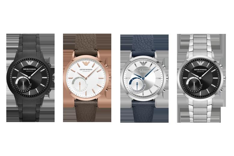 阿玛尼时尚智能手表免费试用,评测