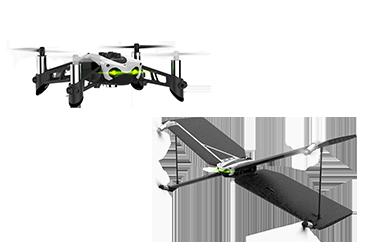 Parrot无人机免费试用,评测