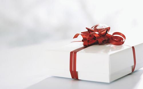 新年第一份礼物