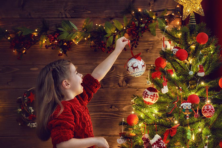 把你的圣诞礼物拿出来晒晒