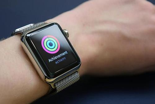 二代Apple Watch
