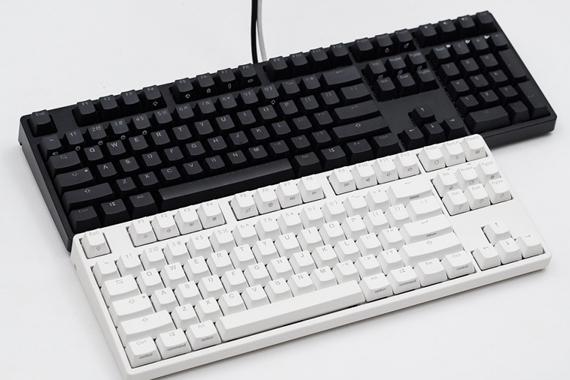 ikbc F-108 RGB、G-87黑白套装机械键盘体验