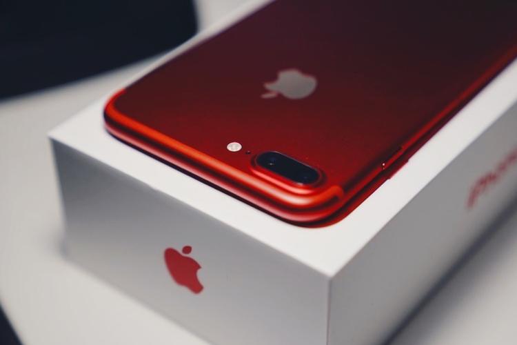 红色特别版iPhone 7首日入手分享
