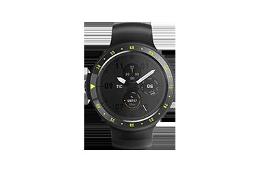 Ticwatch S智能手表免费试用,评测