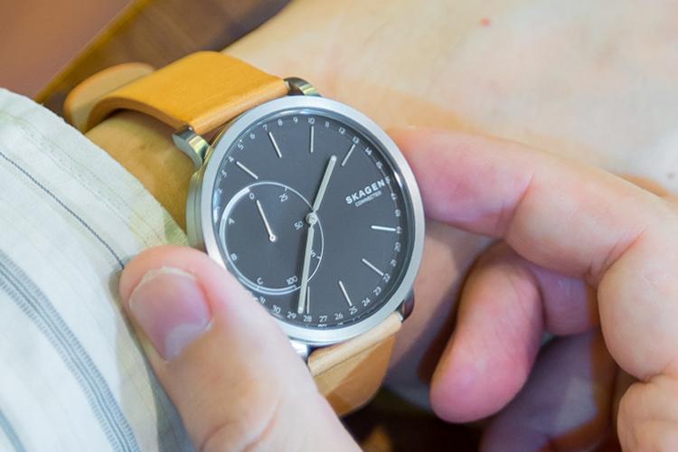 我几乎忘了它是智能手表--SKAGEN评测