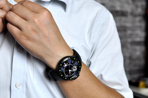 智能时代,玩得起的手表--Ticwatch S