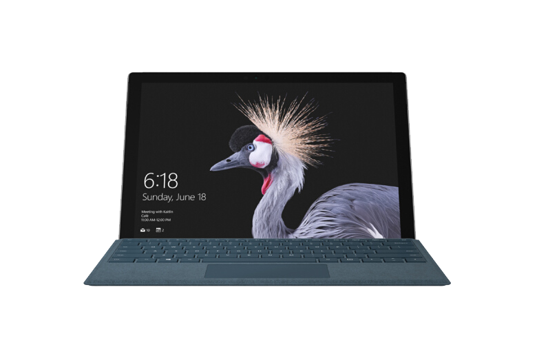 新Surface Pro+专业键盘盖