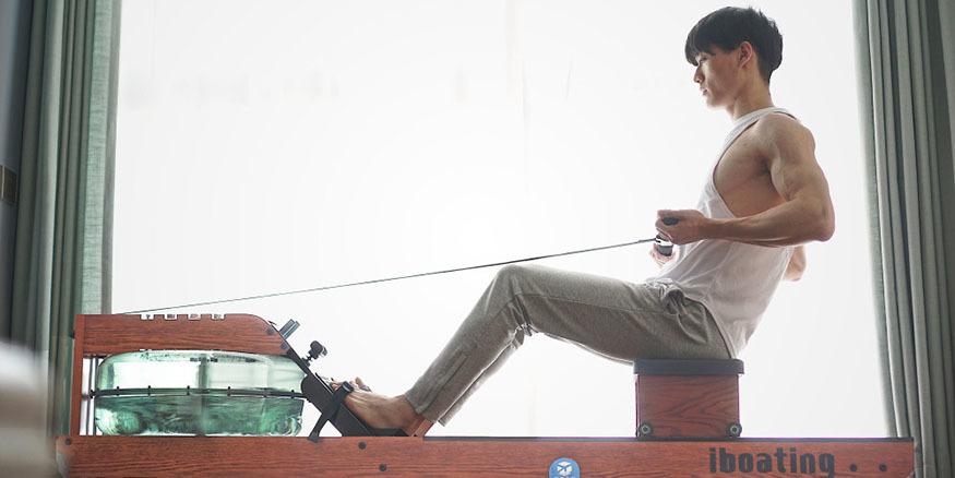 多功能训练,不止划船——宝艇实木划船机体验