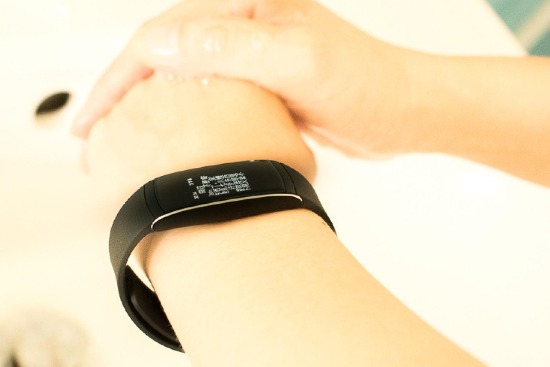 除了测步数测心率,埃微蛋卷手环还可以吃?