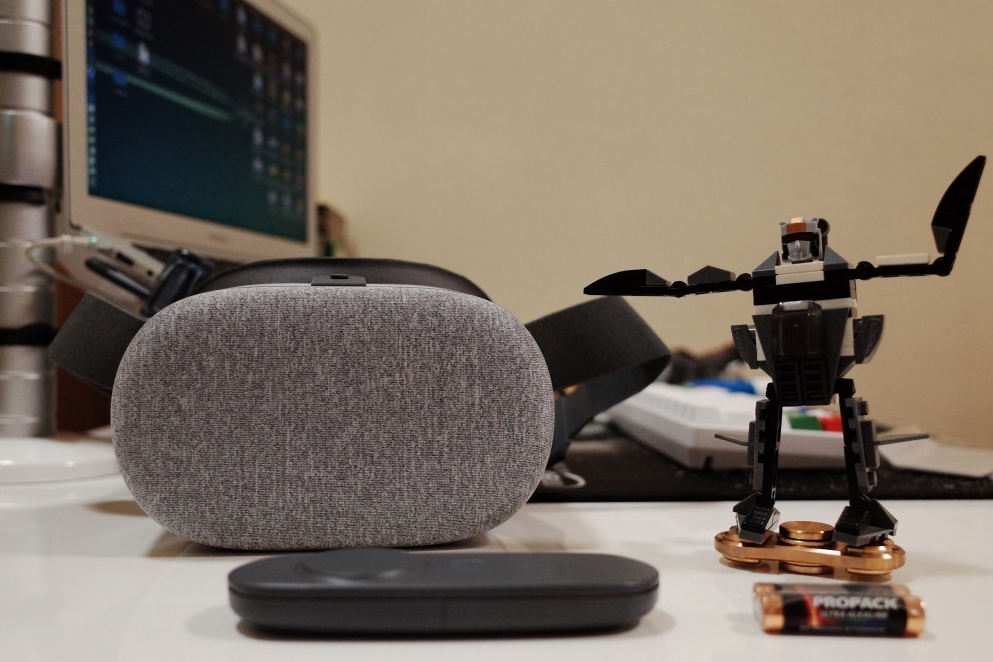 在家找电影包场的感觉,Pico U移动VR眼镜评测