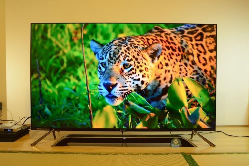 绝美无框!却不够极致,夏普旷视S60U液晶电视