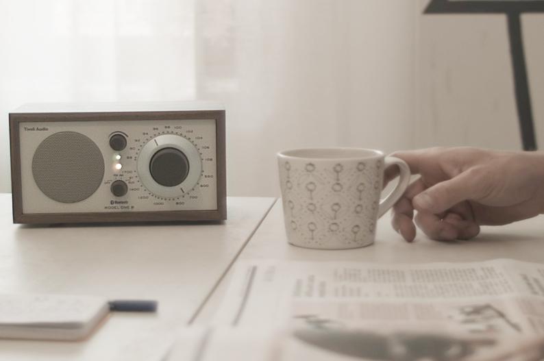 当复古和收音机相遇,Tivoli Audio来告诉你