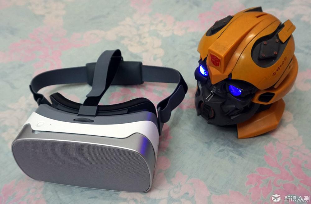 为电影而生,评测Pico小怪兽VR一体机_新浪众测