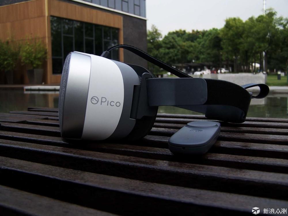 呆价萌名 强芯--Pico小怪兽VR一体机体验_新浪众测