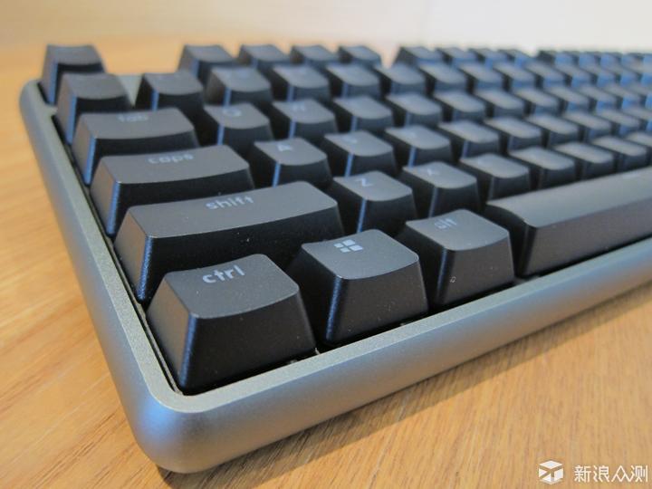 这把悦米键盘温润雅致,却少了一分应有的特色_新浪众测