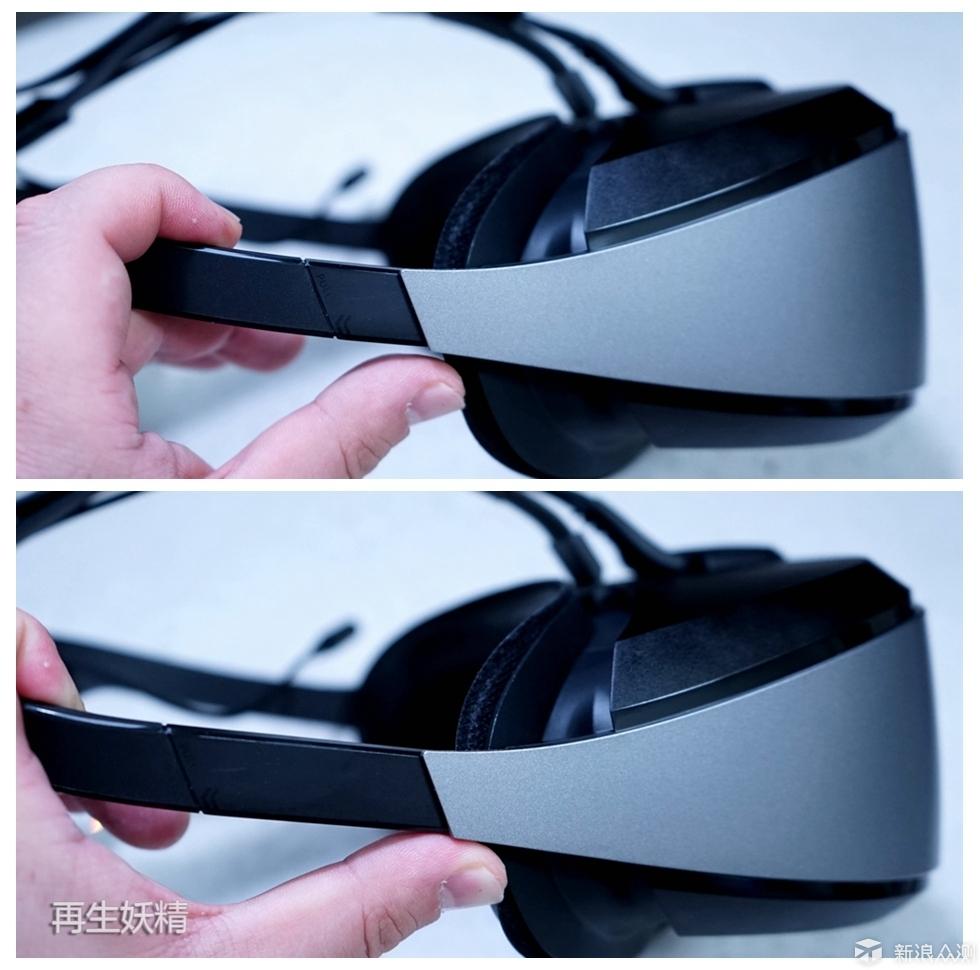DPVR E3 双基站版 VR套装,开箱、体验、评测_新浪众测