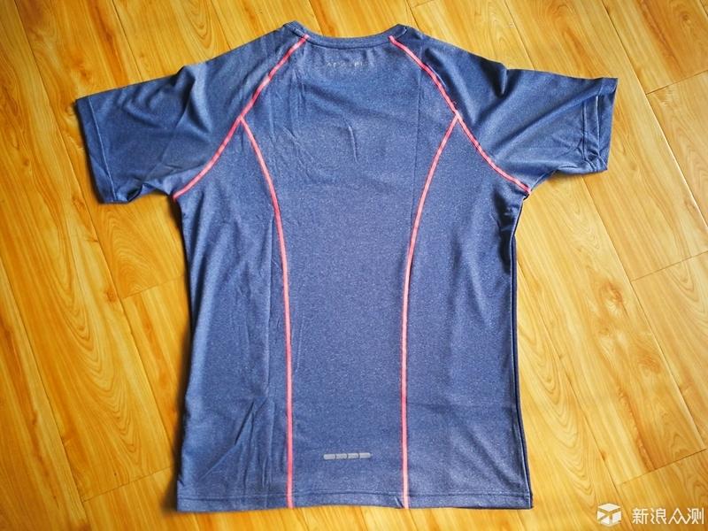 AMAZFIT运动速干T恤:瘦子的福利,胖子的眼泪_新浪众测