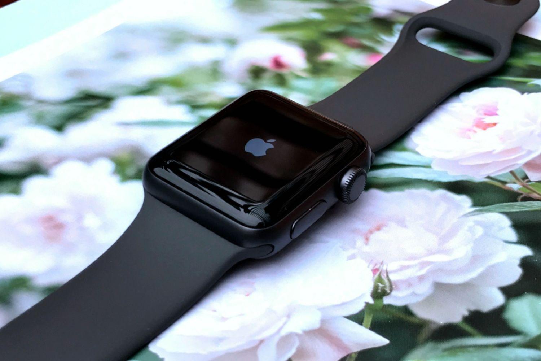 运动出色,腕上生花:Apple Watch Series 3