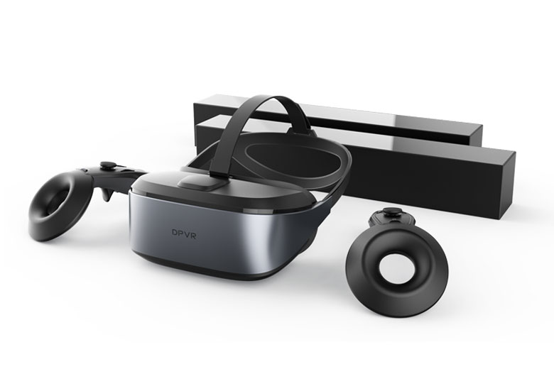 大朋VR头盔E3双基站版免费试用,评测