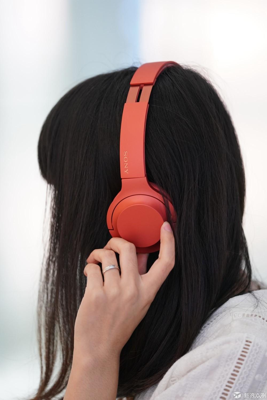 不止有颜,初试SONY WH-H800头戴式耳机_新浪众测