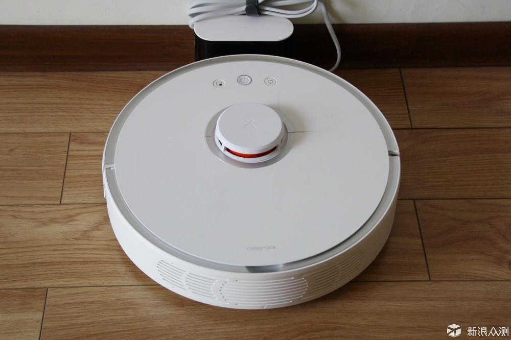 石头扫地机器人—永不言累的居家清洁好帮手_新浪众测