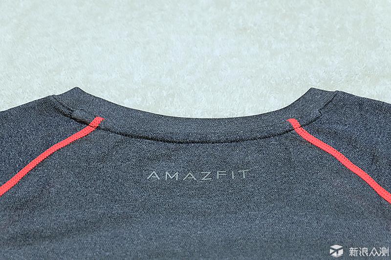 AMAZFIT运动速干T恤为夜跑安全保驾护航_新浪众测