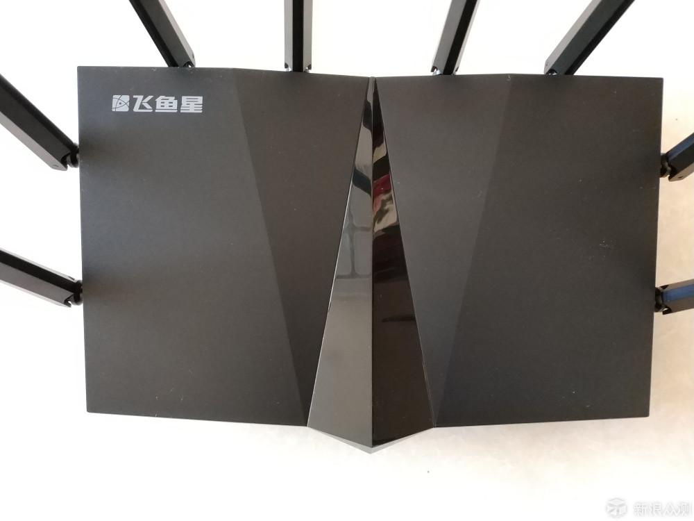 发烧玩家用的飞鱼星G7路由器,2600M双频千兆_新浪众测