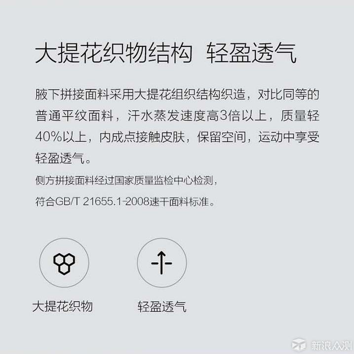 速干、轻盈、安全——AMAZFIT运动速干T恤_新浪众测