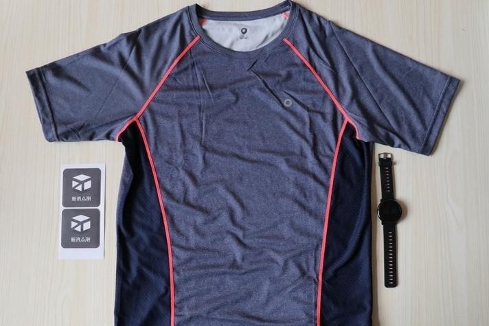 运动无拘束——AMAZFIT运动速干T恤体验报告