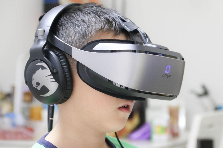 大朋E3-P定位版:体验优良但内容是软肋