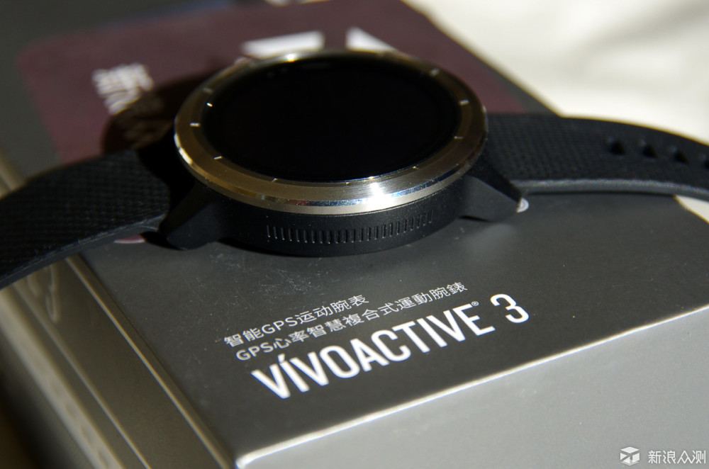 主打健康生活:Garmin vivoactive 3体验报告_新浪众测