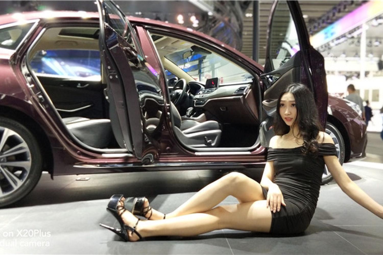 带着手机逛广州车展,发现更多的美