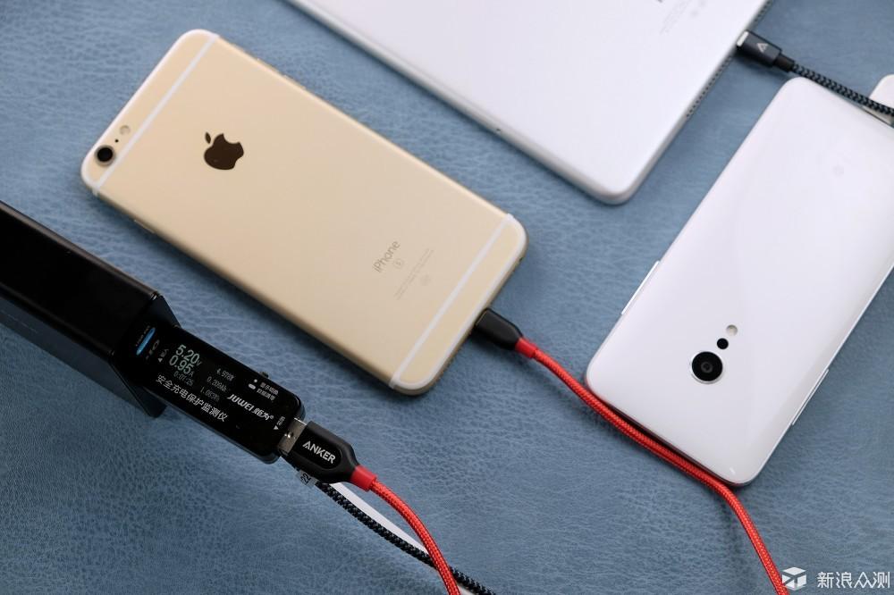 从单口usb-a使用充电效率看,苹果手机和苹果平板的话发挥到了苹果快