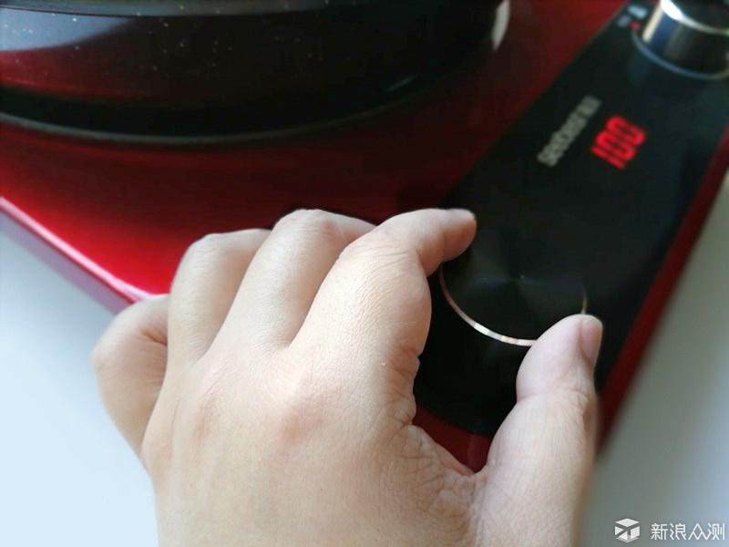 传统电磁炉OUT了,我们都用3D的!视贝电磁炉_新浪众测