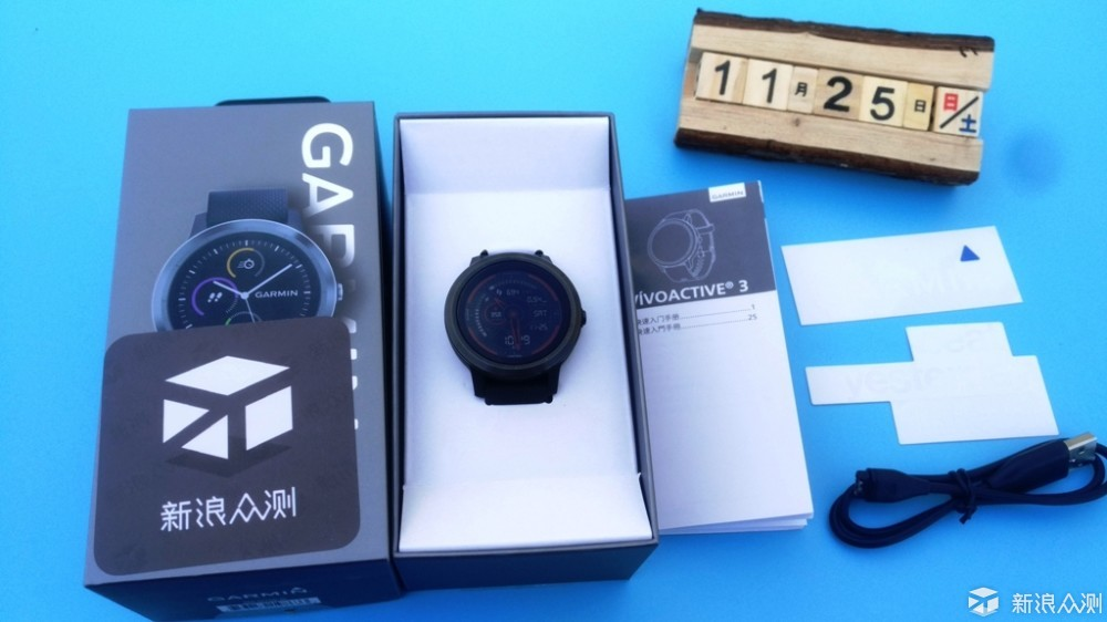 专业运动智能手表,佳明vívoactive3全面评测_新浪众测
