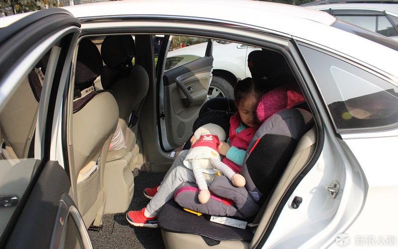 好孩子高速安全坐深度体验, 国产是否值得选?_新浪众测